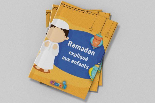 Ramadan expliqué aux enfants est un livre pdf ludique, bien illustré, qui a pour but d'expliquer aux enfants ce qu'est le mois béni de Ramadan.